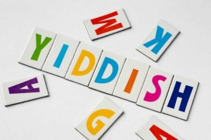 Additional Yiddish Classes at Different Levels Available