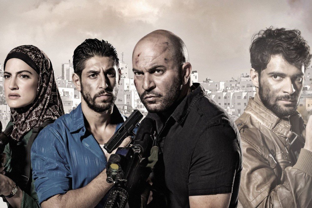 "Image result for ""Fauda"" protagonizada por Lior Raz, quien interpreta a Doron."