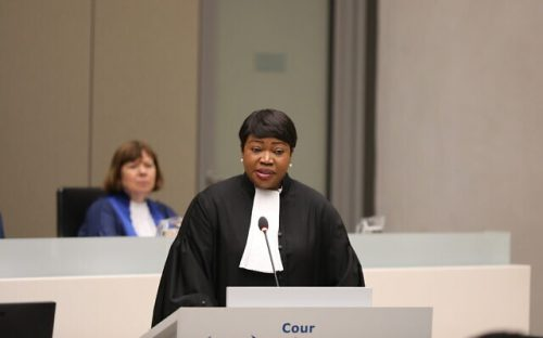 International Criminal Court Marks Opening of the Judicial Year 2020